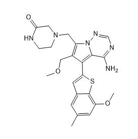 Rogaratinib Chemical Structure