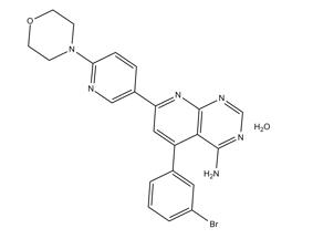 ABT-702 hydrate 结构式